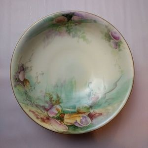 Haviland France Hand Painted China Antique…